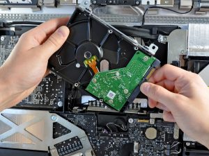 Apple MacBook Hard Drive Replacement