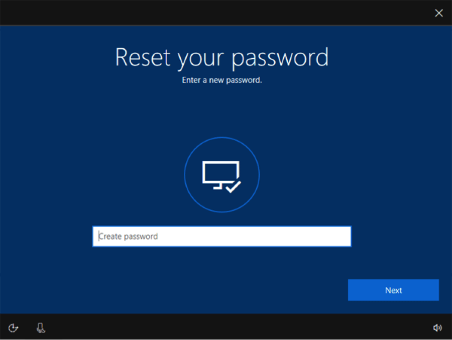 How To Windows 10 Password Reset